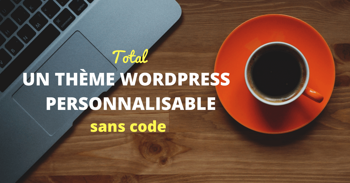 Theme wordpress sans code