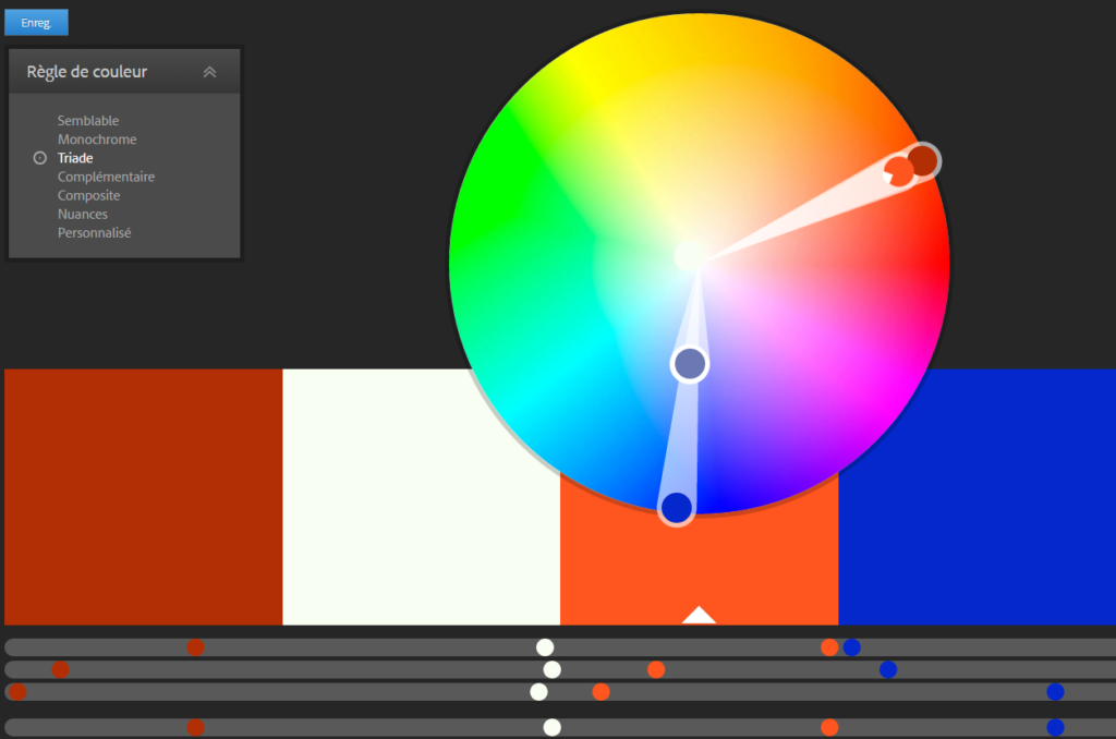 Adober Kuler Demo