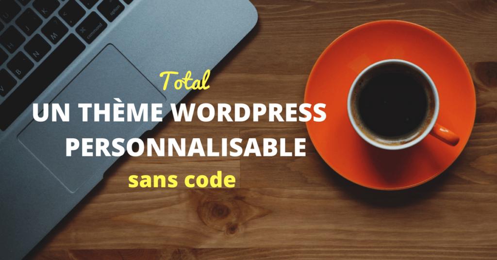 Theme wordpress sans code